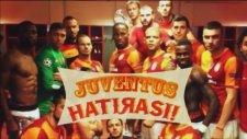 Galatasaray - Juventus (Hatıra Fotoğrafı)