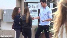 Türkçe Konuşup Yabancı Kızları Tavlamak