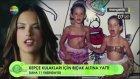 Alessandra Ambrosio Kulaklarının Estetik Olduğunu Açıkladı - Showtv