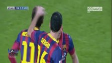 Barcelona 2-1 Villareal (Maç Özeti)