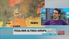 CNN Türk, bisikletle dünya turu, pedalımda 5 ülke