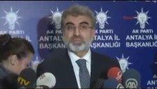 Enerji Bakanından Elektrik Kesintileriyle İlgili Açıklama