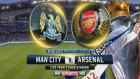 Manchester City 6-3 Arsenal (Maç Özeti)