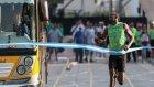 Usain Bolt Halk Otobüsü İle Yarıştı