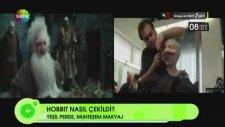 Hobbit Filminin Kamera Arkası Görüntüleri