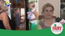 Berna Laçin Ve Fairy Platinum Sürpriz Ziyaretinde Olanlar