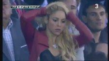 Ronaldo Gol Atınca Deliren Shakira !