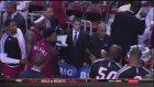 LeBron James Chalmers'ın Üstüne Yürüyor