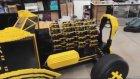 Lego'dan Gerçek Araba Yaptı