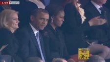 Michelle Obama'nın Eşini Kıskanıp 'Kezban'a Bağlaması