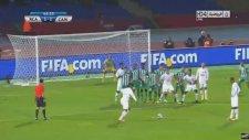 Ronaldinho Harika Frikik Golü (Raja Casablanca - Atletico Mineiro)