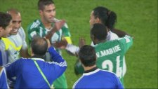 Ronaldinho'yu Saha Ortasında Soydular!