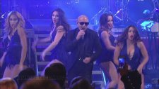Pitbull - Rain Over Me (Canlı Performans)