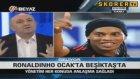 Sinan Engin : Ronaldinho Tamam, Bir de Sürpriz İsim