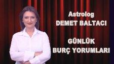 İKİZLER Günlük Burç Yorumu -23 Aralık 2013- Astrolog DEMET BALTACI - astroloji, burçlar