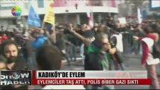 Kadıköy'de Mitinge Polis Müdahalesi - Showhaber