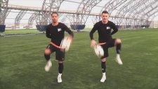 F2 Freestylers , sokak futbolu