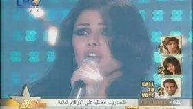 Haifa Wehbe - Badi 3eesh Star Academy 4