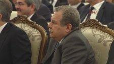 İçişleri Bakanı Muammer Güler - Hurma Sevdası