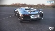 Lamborghini İle Hindi Pişirmek