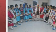 Kasımağzı Köyü Kız Folklor Ekibi 2014