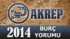 AKREP Burcu 2014 Astroloji Yorumu -Astrolog Oğuzhan Ceyhan & Astrolog Demet Baltacı , Bilinç Okulu