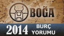 BOĞA Burcu 2014 Astroloji Yorumu -Astrolog Oğuzhan Ceyhan & Astrolog Demet Baltacı , Bilinç Okulu