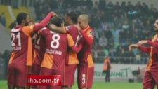 Fotoğraflarla Kayseri Erciyesspor 1 - Galatasaray: 3 Maçı