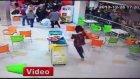 Antalya'da Saniye Saniye Deprem Anı