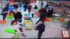 Antalya'daki Deprem Anı Kamerada