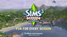 The Sims 3 Seasons - Durmaplay