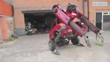 Robot Araba Rekor Kırıyor