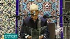 Bursa Edebali Camii Kur'an-ı Kerim Ziyafeti