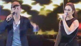 Tolga Çevik & Ezgi Mola - Olmaz Olsun (Beyaz Show)