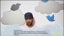 Türk Ünlülerin Kötü Tweet'lere Verdikleri Cevaplar (10)