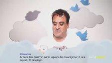 Türk Ünlülerin Kötü Tweet'lere Verdikleri Cevaplar (3)
