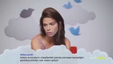 Türk Ünlülerin Kötü Tweet'lere Verdikleri Cevaplar (8)