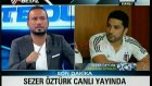 Beşiktaş'lı Sezer Öztürk Bıçaklandı