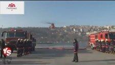 Alev Kartalı: İstanbul'un Yeni Yangın Helikopteri