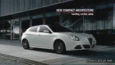 Alfa Romeo Giulietta Tanıtım Videosu