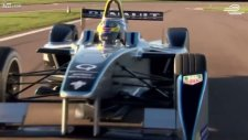 İlk Elektrikli Formula 1 Aracı