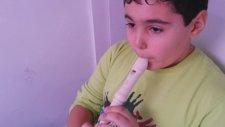 Topkapı Doğa Koleji Okul Yolu Kanon Emir Yağız Çilesiz Blok Flüt Festivali 2014