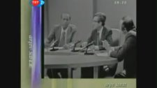 Cemal Süreya Edebiyatçılarla Başbaşa Programı (1972)