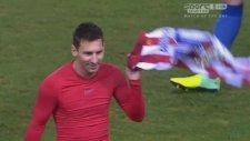 Messi İle Formaları Değişen Arda Turan