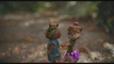 Chipmunks & Chipettes - Bad Romance (Music Video)