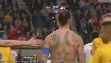 Puskas - Yılın Golü Ödülü Zlatan İbrahimovic'in!