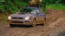 Subaru, BMW ve Volvo ile Afrika Çamurlarında Off Road (TopGear)