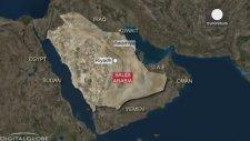 Suudi Arabistan'da alman diplomatlara saldırı