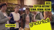 Arnavut Şevket Turkcell Reklamı