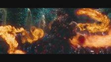 I, Frankenstein - Alev Dövüşü Sahnesi